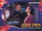 Star Trek Deep Space Nine - Season One Card050