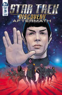 Star Trek Discovery - Aftermath, issue 3