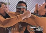 Star Trek The Next Generation - Season Three Trading Card 299