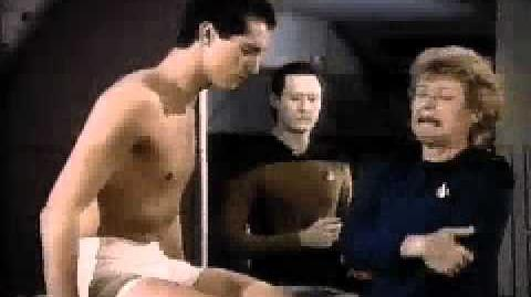 "TNG ""unnatural selection"" - ""Sélection contre-nature"""