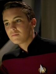 Wesley Crusher 2367