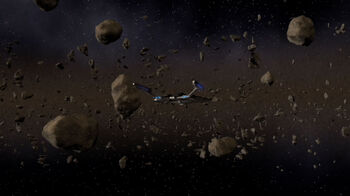 Xindus from orbit