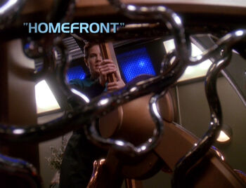 Homefront title card