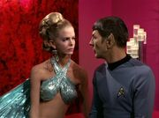 Droxine and Spock