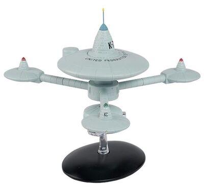 Raumschiffsammlung Sonderausgabe 10 K-7