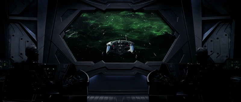 Scimitar Viewscreen