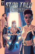 Star Trek Discovery - Succession, issue 1 RIA