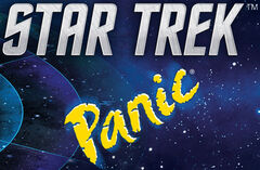Star Trek Panic game logo