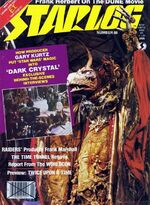 Starlog issue 066 cover