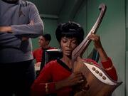 Uhura sings