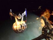 Akira orbital weapon platform