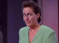 Bajoran Woman -1, A man alone