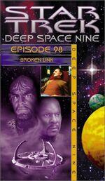 DS9 098 US VHS