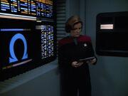 Janeway informiert über Omega
