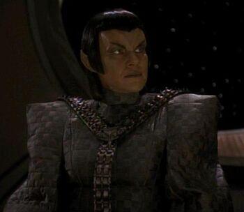 Karina, a Romulan female
