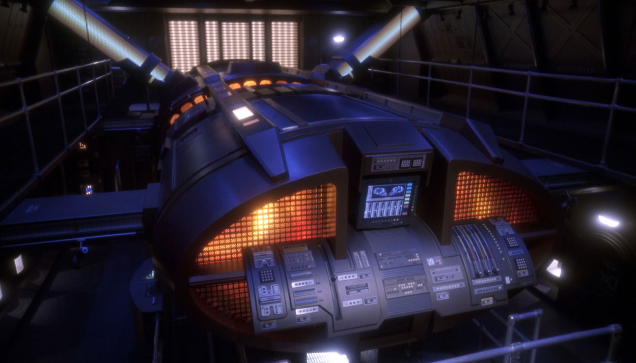 Warp five engine | Memory Alpha | FANDOM powered by Wikia