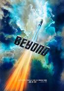 Star Trek Beyond poster variant