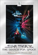Star Trek III The Search for Spock Special Edition DVD cover-Region 1