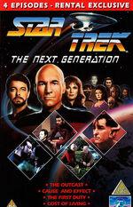 TNG Vol 30 UK Rental VHS cover