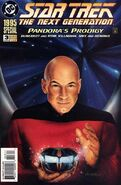 TNG special 3 comic cover