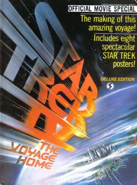 Voyage Home deluxe magazine