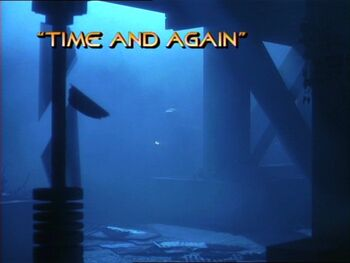 Time and Again title card