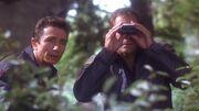 Archer und Reed beobachten die Xindi