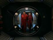 Bajoran Antares airlock