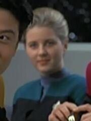Besatzungsmitglied USS Voyager Kasino 2371 2