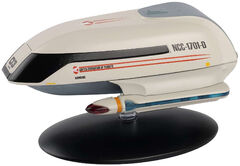 Eaglemoss Type 7 Shuttlecraft