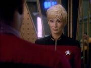 Nechayev hält Romulaner für unwichtig