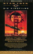 Star Trek IV (Widescreen - VHS Frontcover)