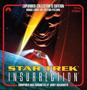 Star Trek Insurrection Expanded CD