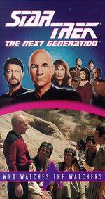 TNG 052 US VHS