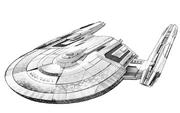 USS Clarke Concept Art