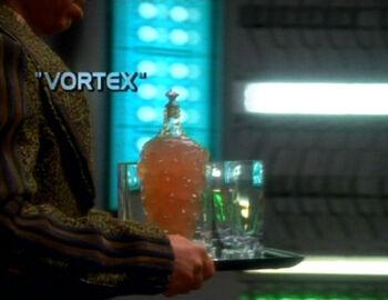 Vortex title card