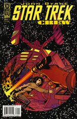 Crew issue 1 cover