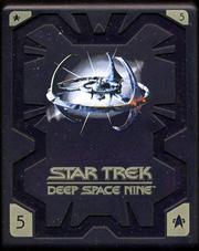 DS9 Staffel 5 DVD