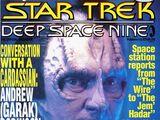 The Official Star Trek: Deep Space Nine Magazine issue 9