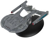 Eaglemoss 12 USS Thunderchild