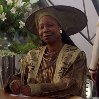 "Guinan on Earth (<a href=""/wiki/2379"" title=""2379"">2379</a>)"