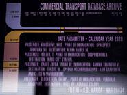 Inheritance passenger manifest 1