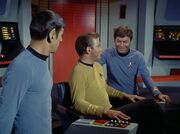 Kirk Spock McCoy 2267