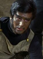 Klingon Kang's crewman 03