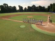 Loyola Marymount University baseball field