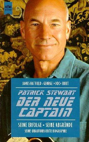 Patrick Stewart - Der neue Captain