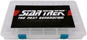 Star Trek TNG Build The USS Enterprise-D gift 4 screw box