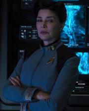 Starfleet starbase flag officer uniform