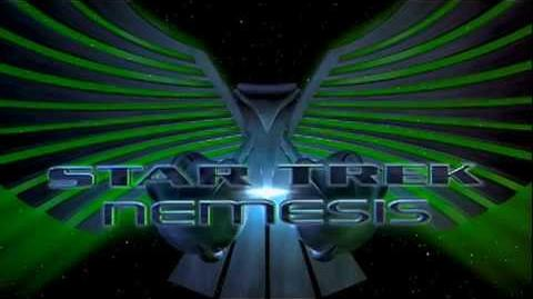 """Star Trek Nemesis (2002)"" Teaser Trailer"