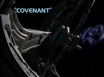 Covenant title card